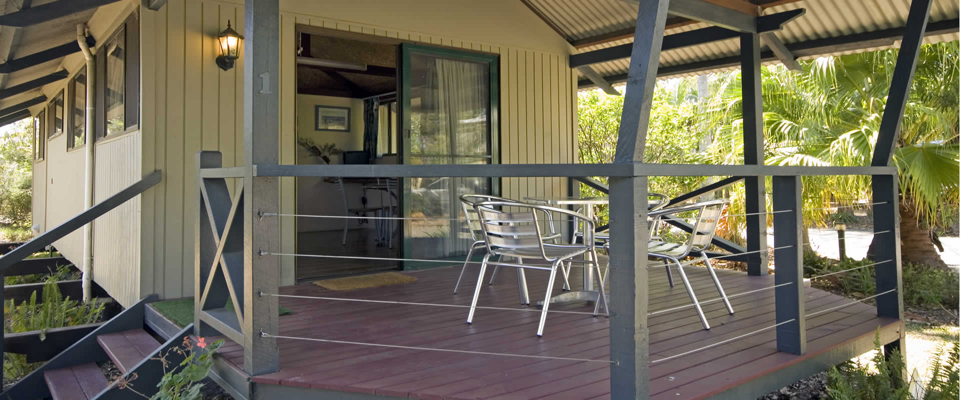 Wooli River Lodges